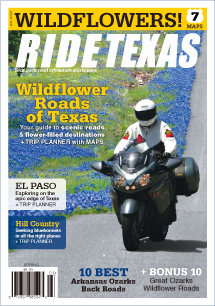 Wildflower Roads of Texas edition