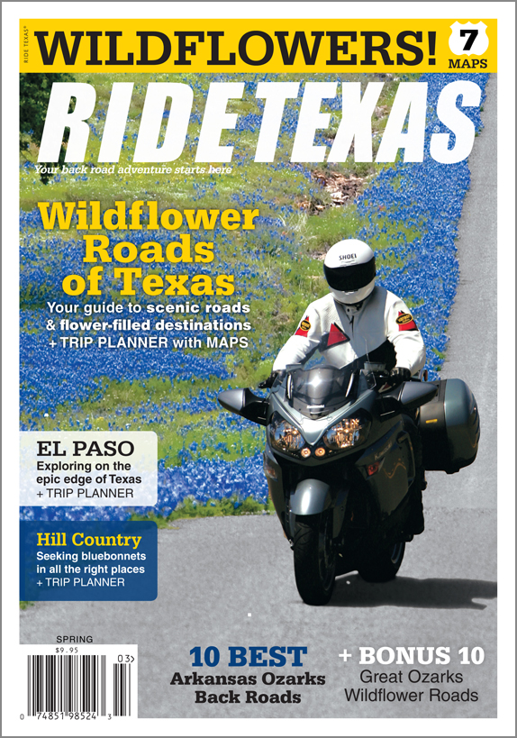 The Wildflower Roads of Texas edition is your spring guide to the best wildflower roads across the entire state of Texas. We also threw in 10 great wildflower roads in Arkansas, too.