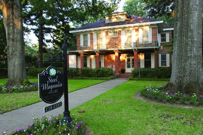 Steel Magnolias Tour Natchitoches