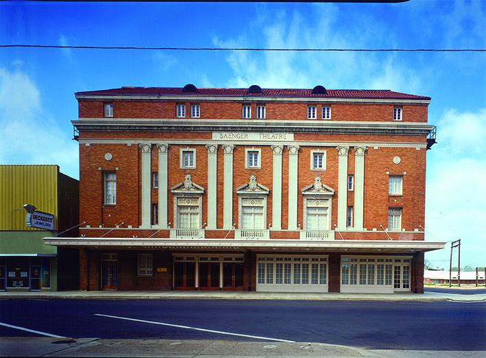 Perot Theatre, Texarkana