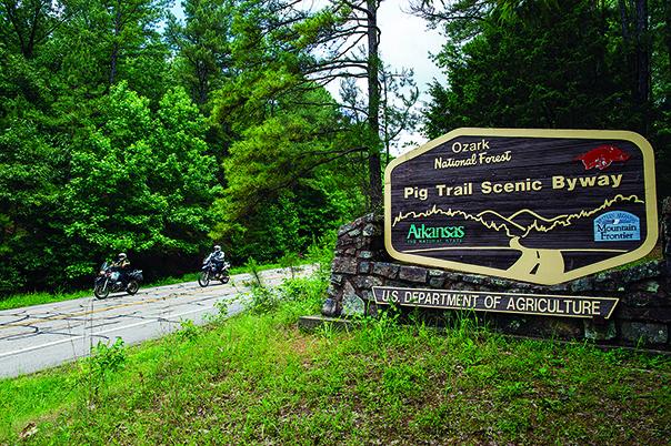 The Pig Trail Arkansas Map.Pig Trail Arkansas Ride Texas Ride Texas