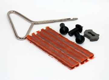 Figure 1 Tire plug kit