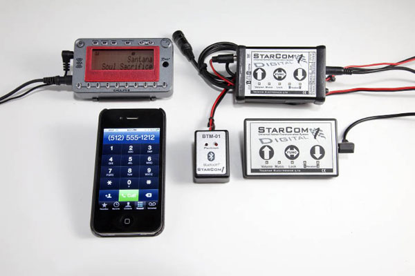 The Starcom system.
