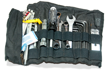 You'll never regret taking the time to put together a well-planned tool kit.